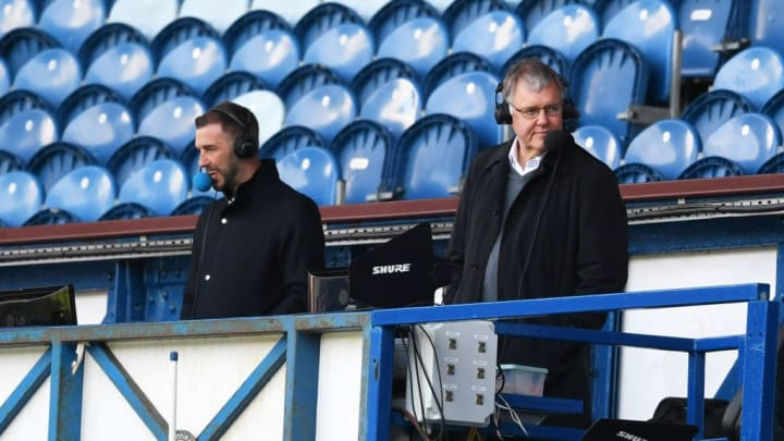 Clive Tyldesley ranks 3rd in our top 10 commentators