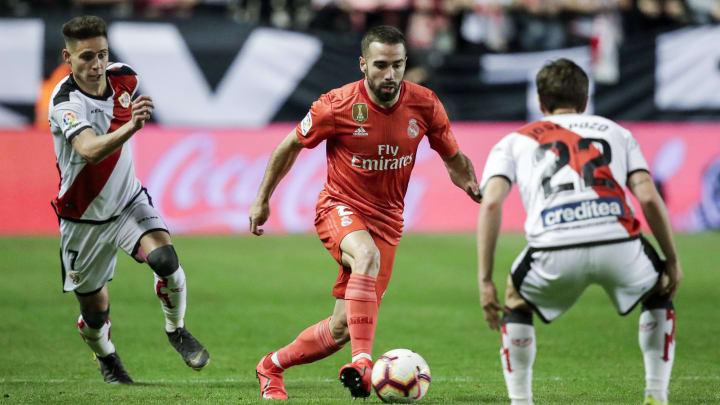 Rayo Vallecano y Real Madrid cancelan su amistoso
