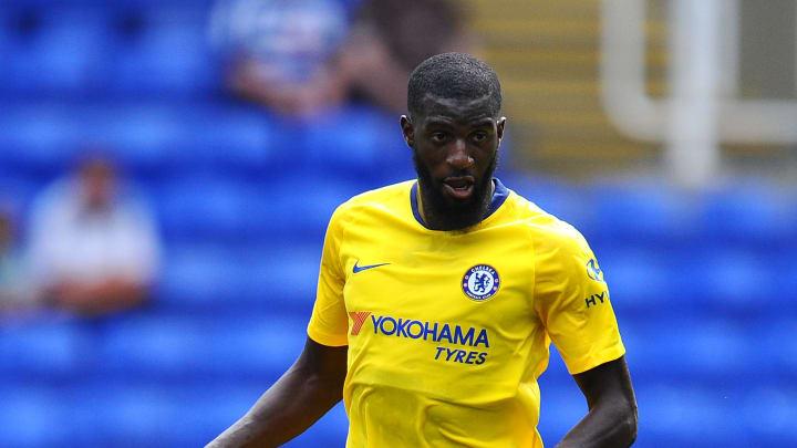 Tiémoué Bakayoko ne semble pas entrer dans les plans de Frank Lampard à Chelsea