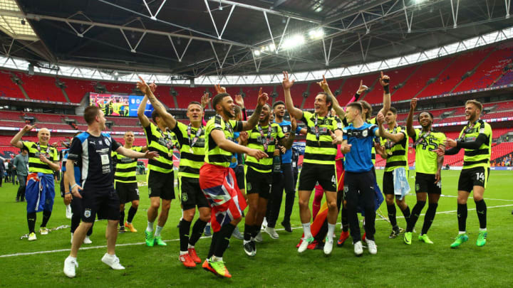 Reading v Huddersfield Town - Sky Bet Championship Play Off Final