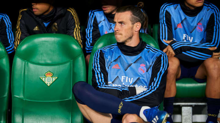 Gareth Bale has four contributions in 14 La Liga appearances this term