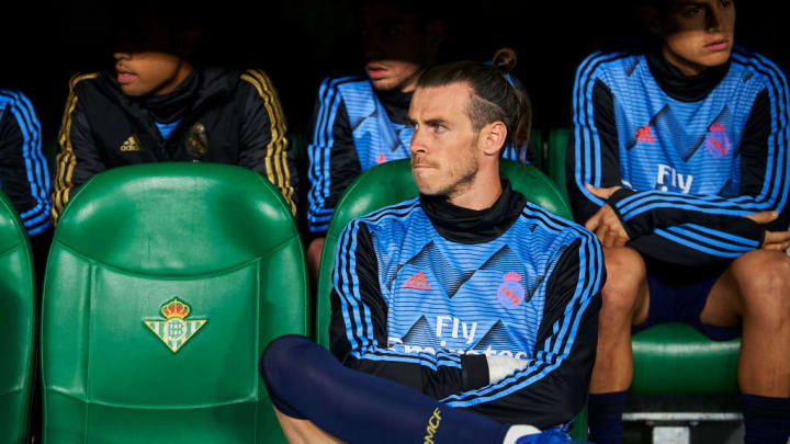 Bale has started 13 games for Real Madrid in 2019/20