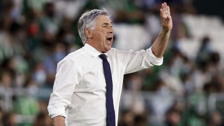 Carlo Ancelotti has some selection issues to contend with