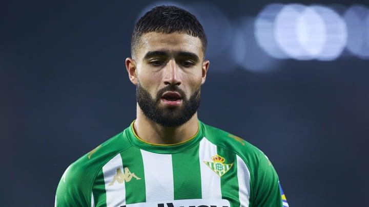 Nabil Fékir est sorti à la 13e minute de jeu vendredi soir.