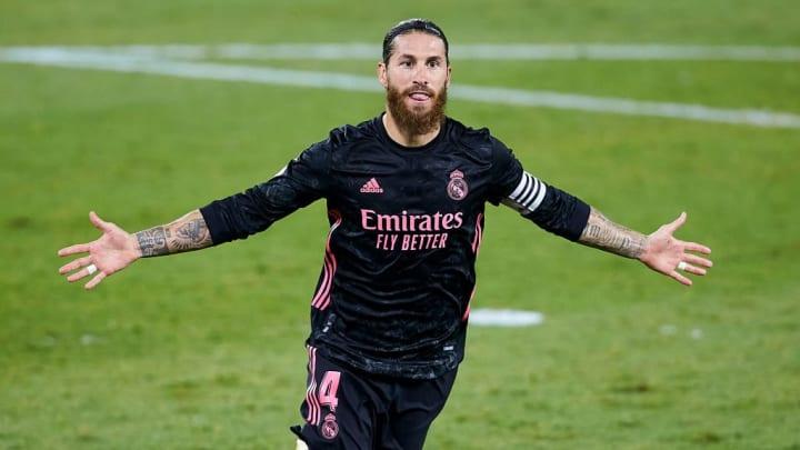 Real Betis v Real Madrid - La Liga Santander