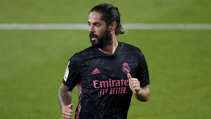 Isco looks destined to leave Real Madrid sooner rather than later