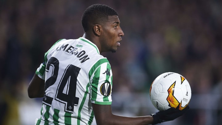 Emerson could be on the move this summer with a number of clubs said to be interested