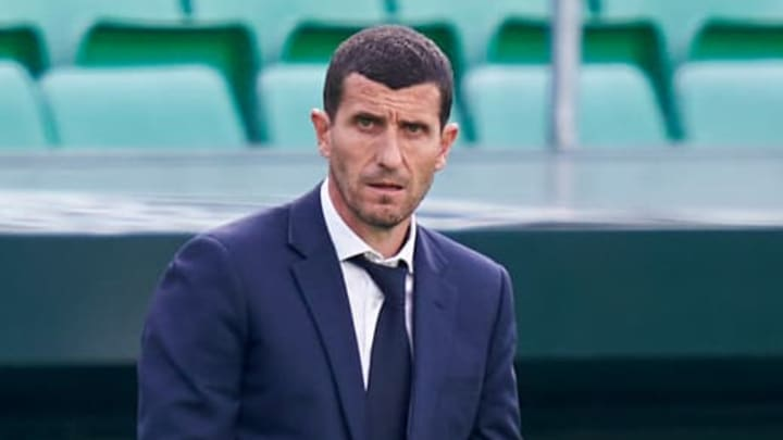 Javi Gracia is looking to steer his side to safety