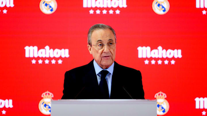 Florentino Perez is against the move