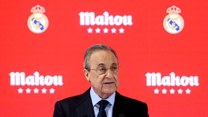 Florentino Pérez träumt weiter von mehr Kohle