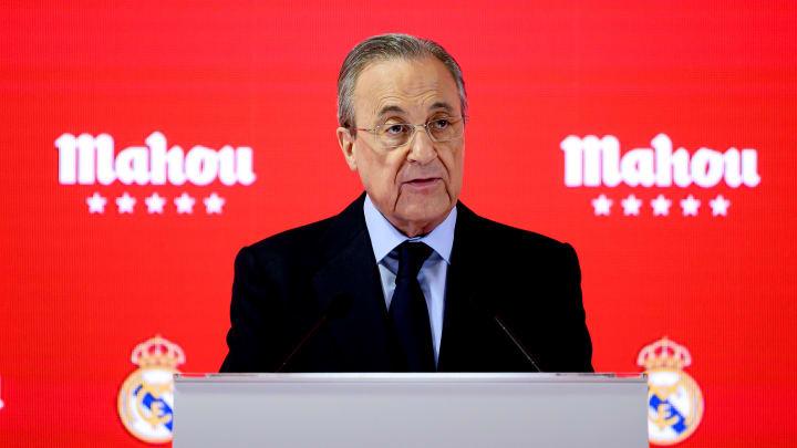 Áudio vazado mostra Florentino Pérez detonando os ex-jogadores Raúl e Casillas. Confira.
