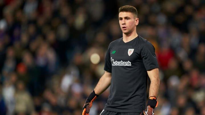 Only three goalkeepers have kept more than Simón's ten La Liga clean sheets this season
