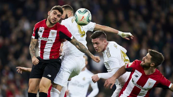 Athletic Bilbao – Real Madrid : Compos probables et sur quelle chaîne regarder