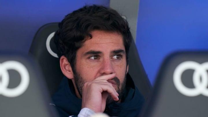 Isco podría salir pronto del Real Madrid.