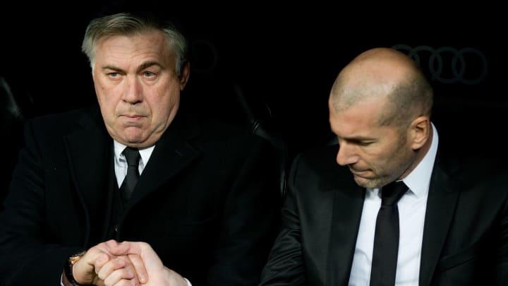 Real Madrid CF v Club Atletico Madrid - Copa del Rey