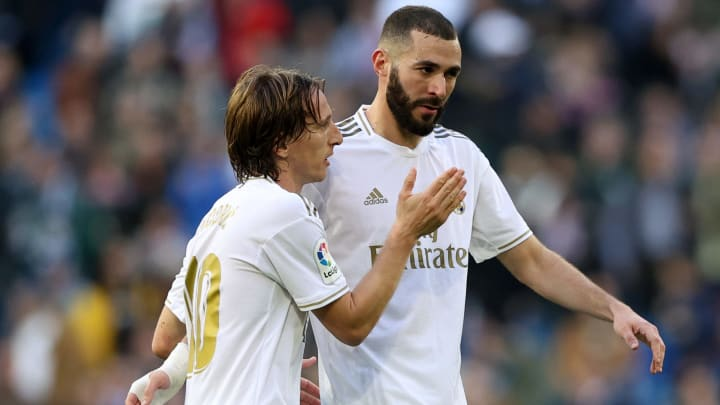 Karim Benzema & Luka Modric are open to contract talks at Real Madrid
