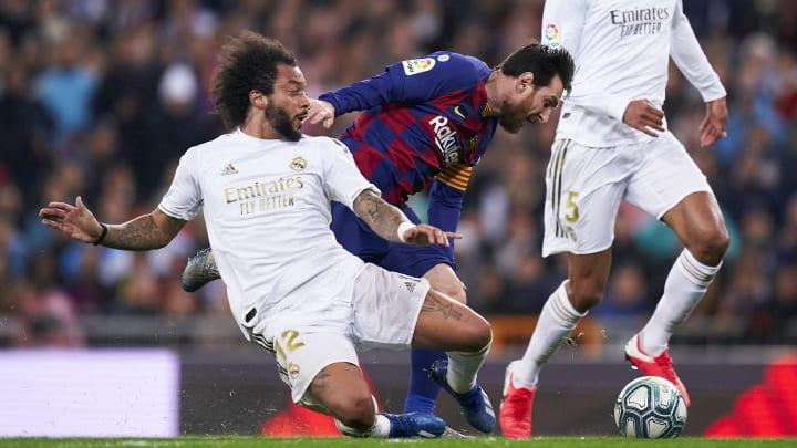 In Spanien kämpfen Real Madrid und Barcelona noch um den Titel