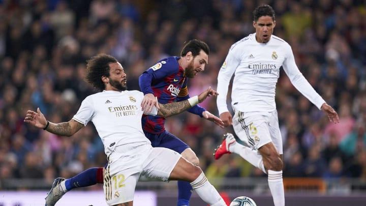 Lionel Messi, Marcelo Vieira