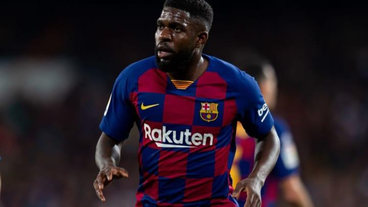 Depois de duas temporadas aquém do esperado, Umtiti deve deixar o Barcelona.