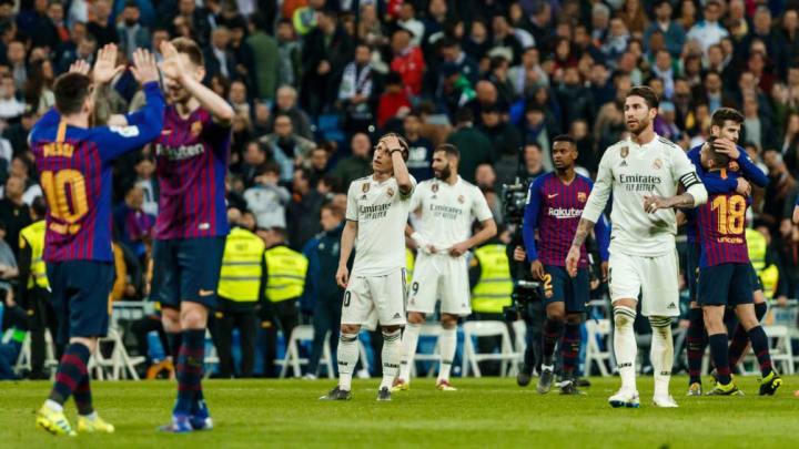 Sergio Ramos, Luka Modric, Lionel Messi, Ivan Rakitic