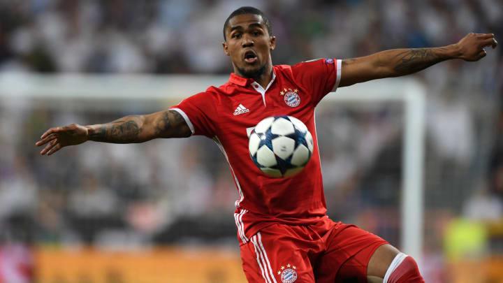 Bis Saisonende spielt Douglas Costa wieder für den FC Bayern