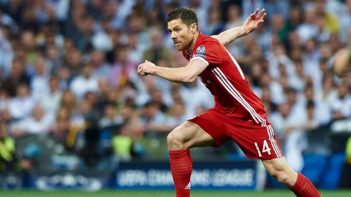 Xabi Alonso Bayern de Munique Real Madrid Concentração