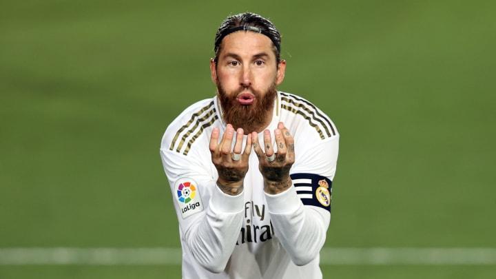 Sergio Ramos befindet sich auf Klubsuche