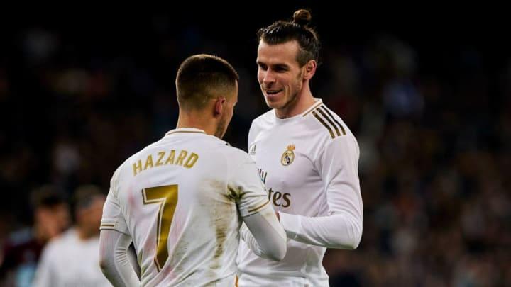 Eden Hazard, Gareth Bale