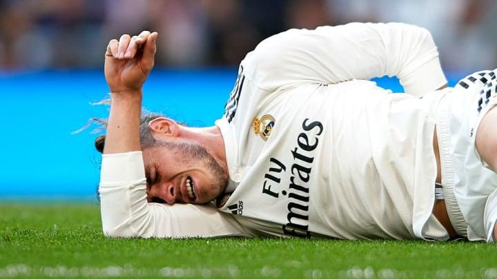 Gareth Bale sufrió graves lesiones