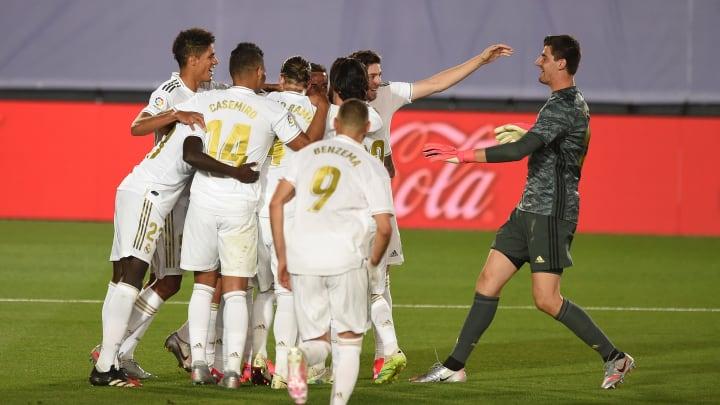 Real Madrid, campeón de Liga 2019/2020