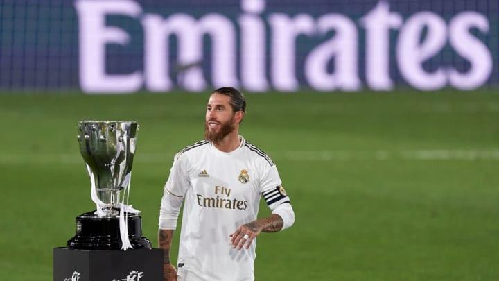 Sérgio Ramos Real Madrid LaLiga Barcelona IFFHS