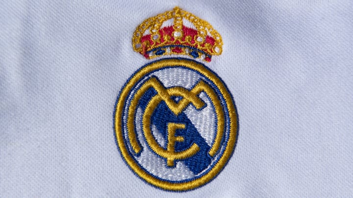 Real Madrid Club Crest
