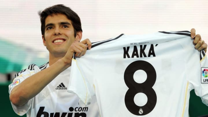 Real Madrid new player Brazilian midfiel
