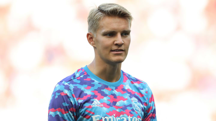 Arsenal are confident of signing Real Madrid midfielder Martin Odegaard