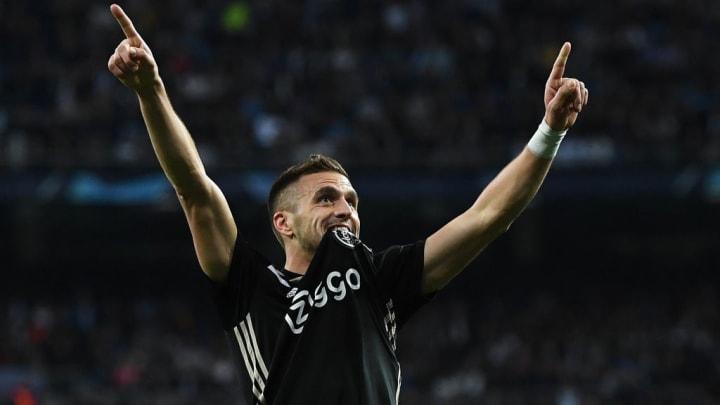 Dusan Tadic avait régalé contre le Real Madrid, à Bernabeu, en 2019.
