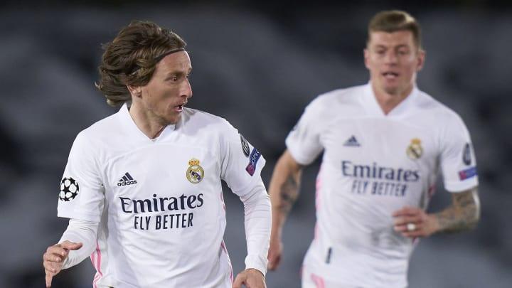 Meio-campistas de extrema classe, Modric e Toni Kroos já ganharam tudo que foi possível pelo Real Madrid.