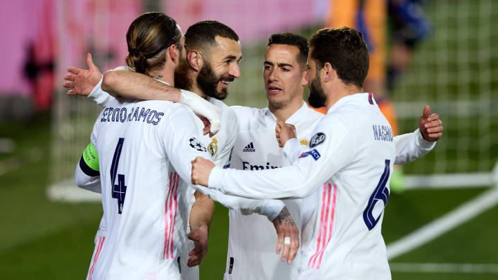 Real Madrid make the last eight