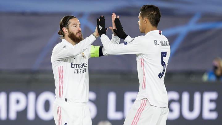 Ramos y Varane, bajas contra Getafe