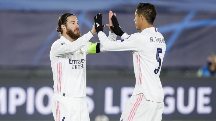 Ramos et Varane pourraient jouer leur dernier match sous les couleurs madrilènes samedi contre Villareal