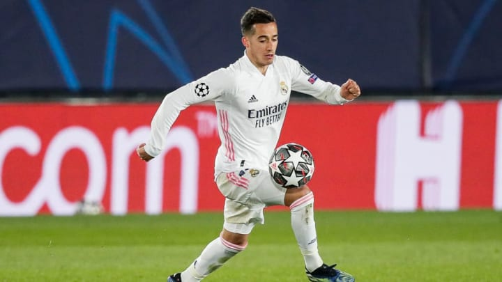 Der Vertrag von Lucas Vazquez bei Real Madrid läuft im Sommer aus