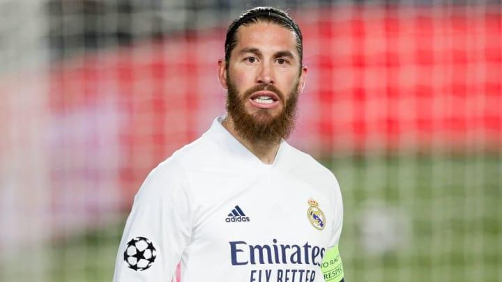 Sergio Ramos Mercado PSG
