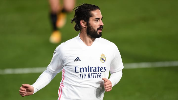 Isco could be set for a move away from Real Madrid in the near future