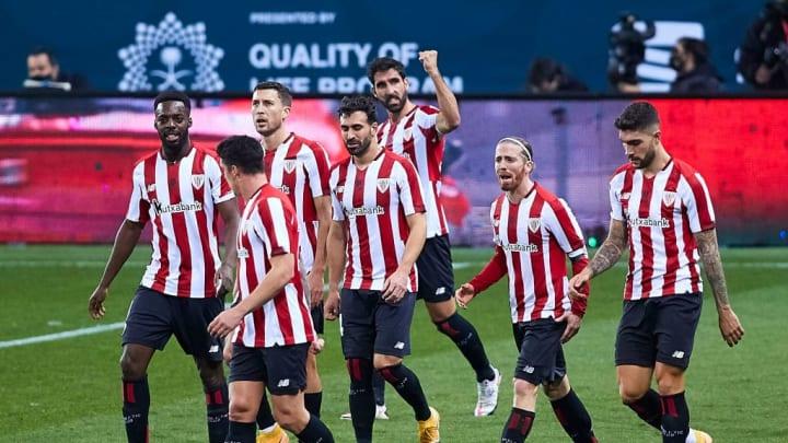 El Athletic Club se impuso al Real Madrid en semifinales