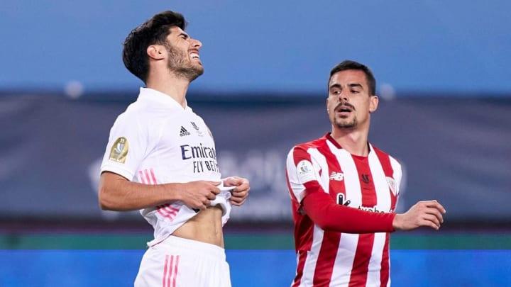 Asensio et le Real Madrid ont été trop imprécis pour se qualifier