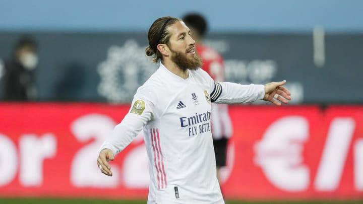 Ramos has been with the club since 2005
