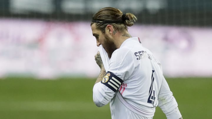Ramos' future is up in the air