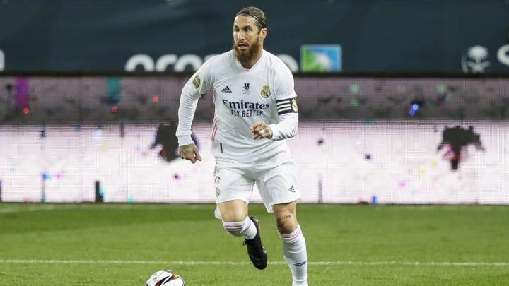 Angeblich soll Manchester United Sergio Ramos kontaktiert haben
