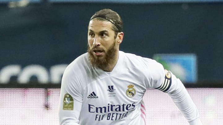 Sergio Ramos is set for a spell on the sidelines