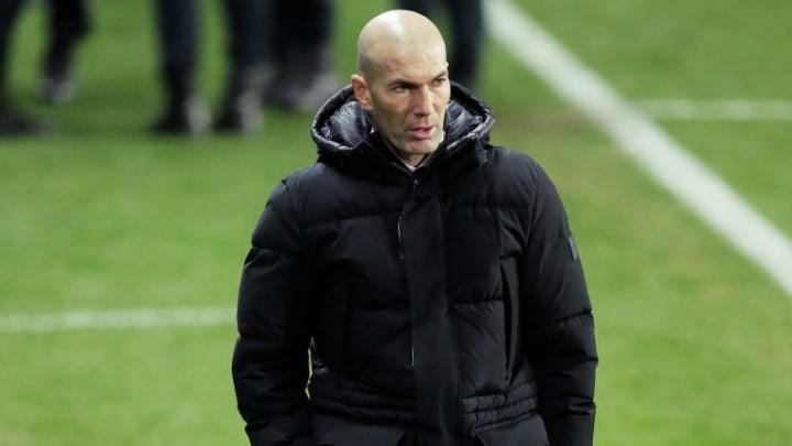 Zinedine Zidane und Real Madrid sind eine Heim-Macht