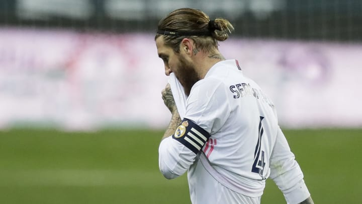 Sergio Ramos ist angeschlagen